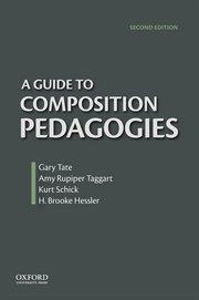 guide to composition pedagogies book cover